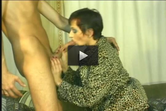 Oral pleasing of vagina