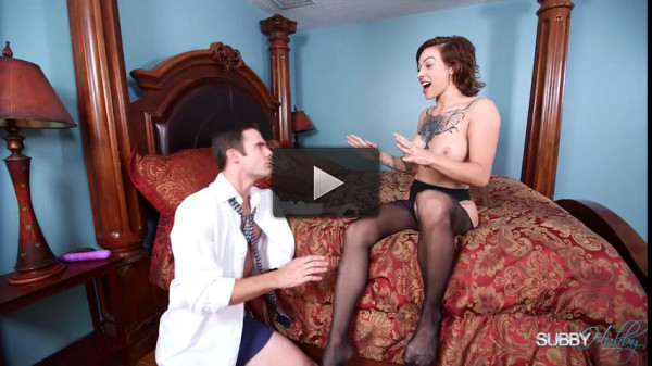 Harlow Harrison - Harlow's Role Reversal (herself, real, show, pool, wet)