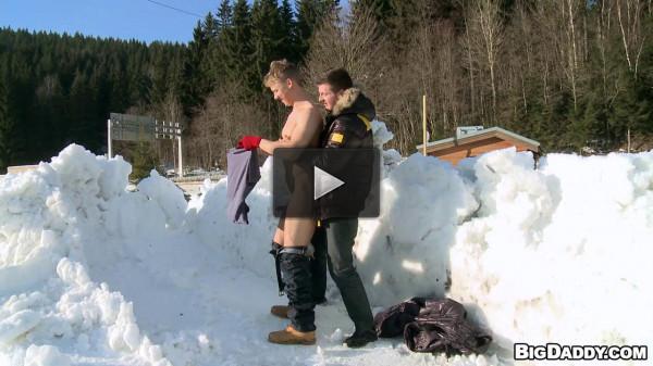 Winter Fuck At Resort