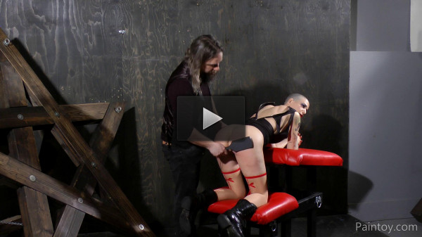Paintoy - How to guide part 1 Spanking - Abigail Dupree 1080p