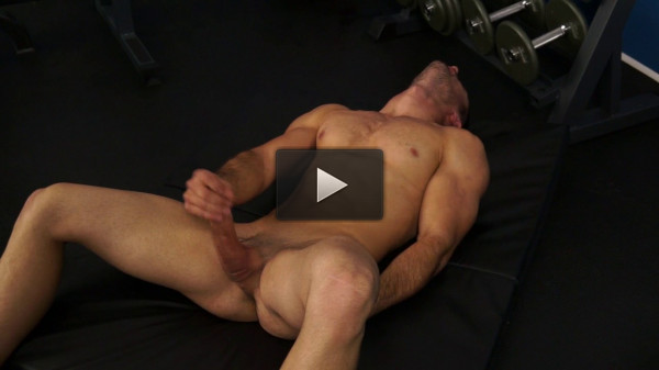 Hung workout with Brock Cooper