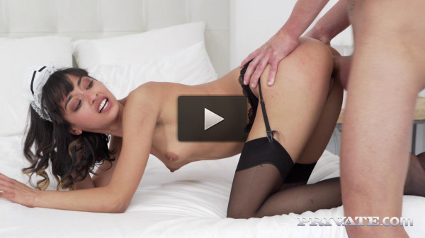 Scarlet aka Scarlet Domingo — Latina Maid Screams For Anal