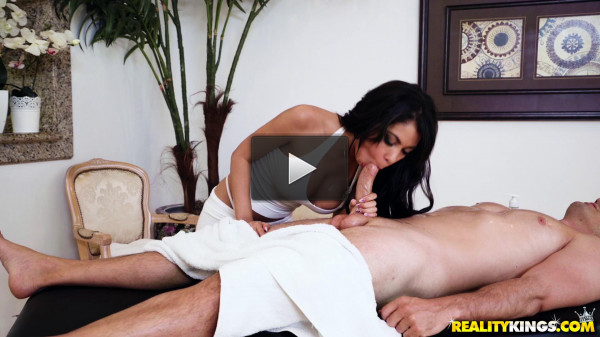 Shay Evans — Lubed Up Latina