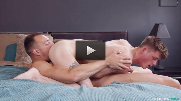 Next Door Twink — Mobile Exam — Johnny B & Avery Jones (720p)