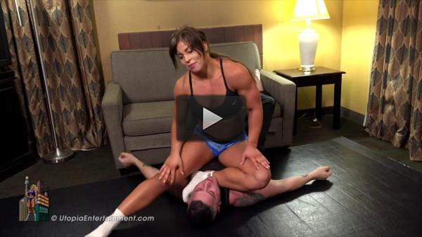 Sheena Breaks Lance