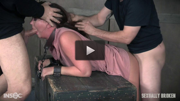 Maddy Oreilly - Sexually brutalized by cock and bondage (2017).