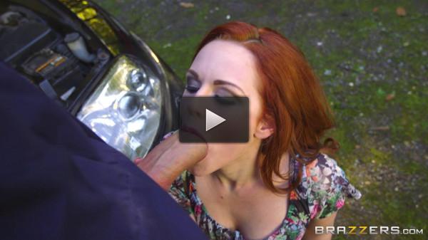 fat vid fuck - (Ella Hughes - Shy Redheads Want Anal (2015))