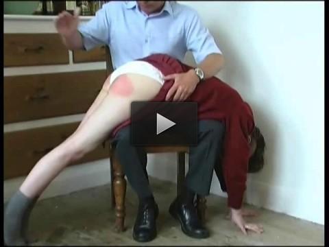 vid masturbating strip - (Caned and Shamed)