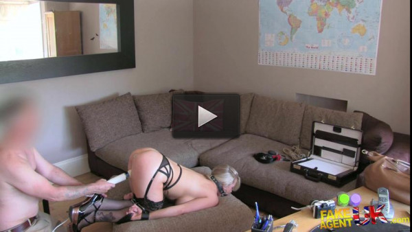 Big titted blonde - new, perfect, blow job, lips