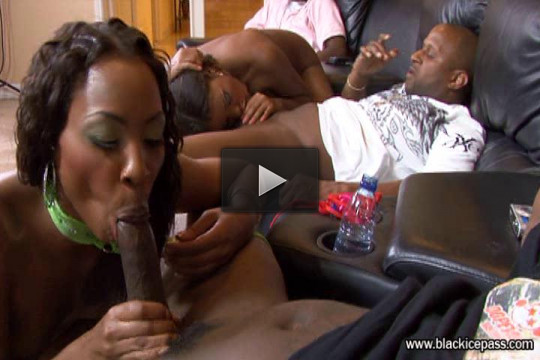 For every big black dick