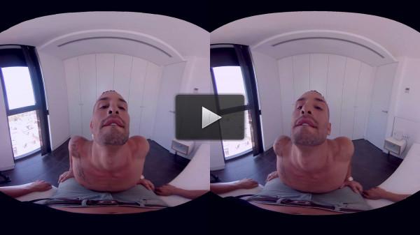 VirtualRealGay VR180 - Agency Boy (Andrea Suarez; Mark Sanz POV)