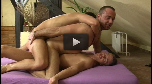 Bareback The Blond Next Door — Chris Blond, Patrick Davidson