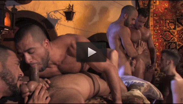 Best Arabian Fuckers In Orgy