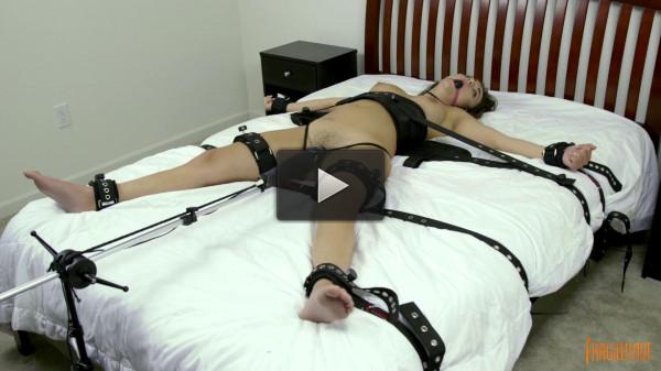 Medically Restrained Orgasms