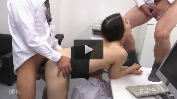 A Newcomer Works on Three Cocks with Her Mouth (cumshots, small tits, cocks, cumshot, japanese)