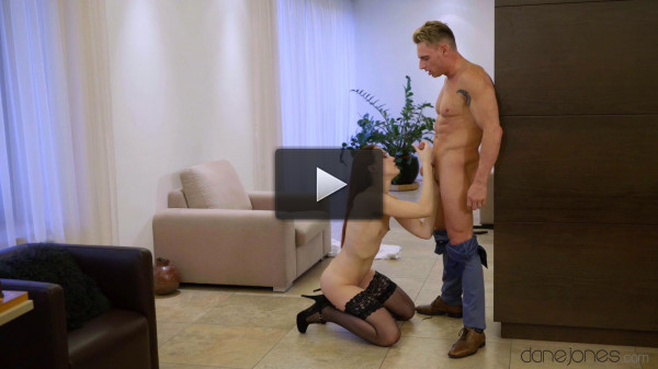 Charlie Red — Petite redhead lusts for boyfriend FullHD 1080p