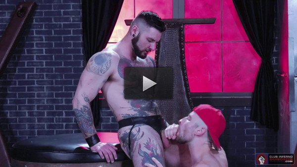 Strong Arm Landlord — Scene 2 - Drew Dixon & Teddy Bryce HD