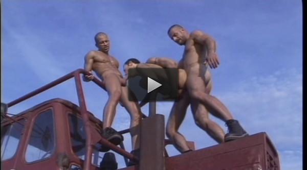 Man Lust vol.2 Double Trouble - huge cocks, real men, hunks, huge cock, having sex