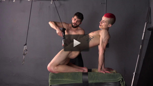 Fucked Slave — Jared — Full HD 1080p