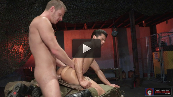 Assault Scene 5 With Brian Bonds And Armond Rizzo