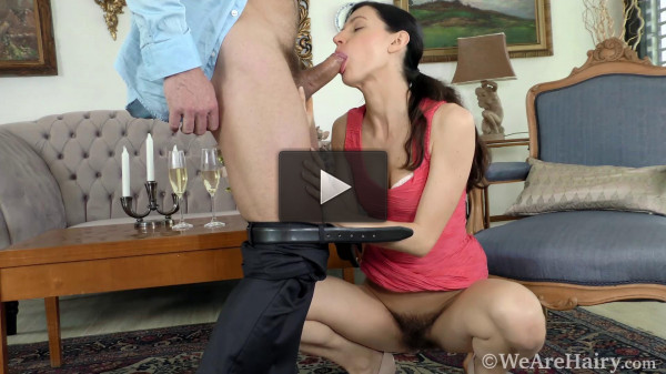 Efina enjoys a hard pounding from her sexy lover