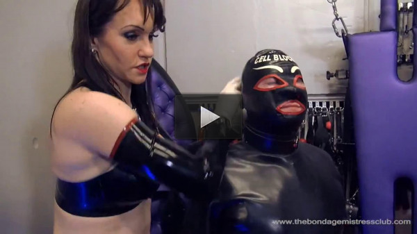 Hard bondage, strappado and torture for hot sexy slave girl