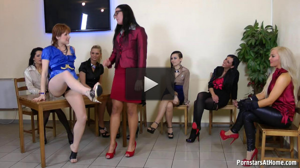 dildos pantyhose (Lesbo Pissers Support Group Part 1).