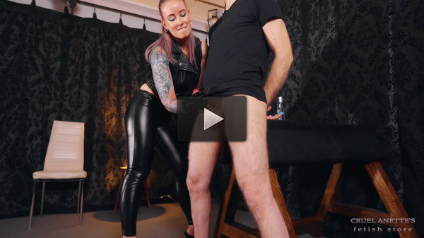 Cruel Anette — Completely squeezed
