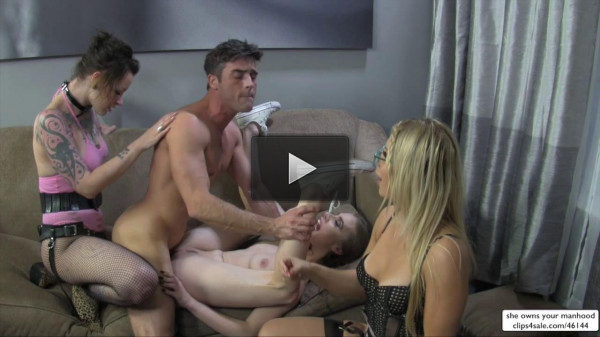 Anya Olsen, Ashley Fires, Lux Orchid - Best Break Up Therapy (loves, download, vid, love)