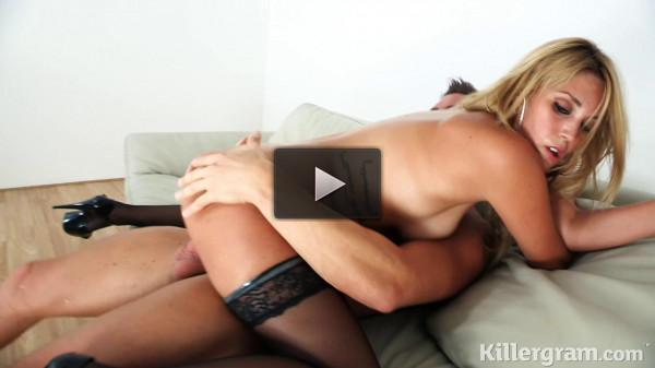 Hanna Montada — Hot Latina Creampie