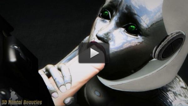 Virtual Robo Pussy (tit, pussy, media).