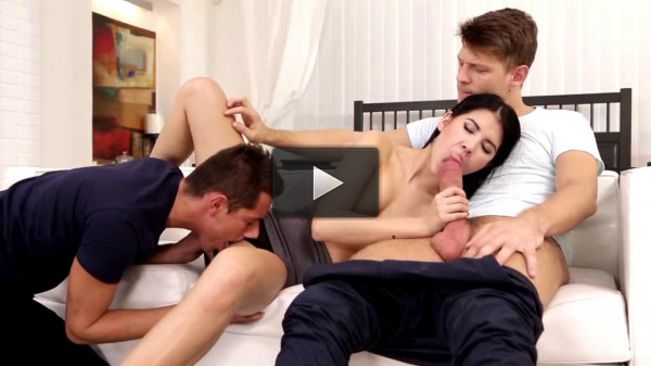 Bi Trio Scene 2 - scenes, fuck, tight, bisex