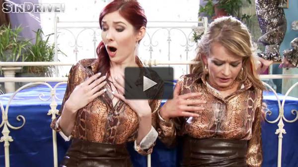 Watch Us Pee (pee, lesbian, hard, nasty, sluts)