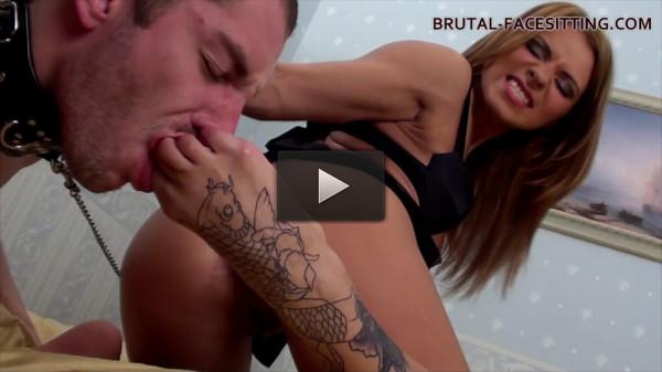 Brutal Facesitting — Megan — Full HD 1080p