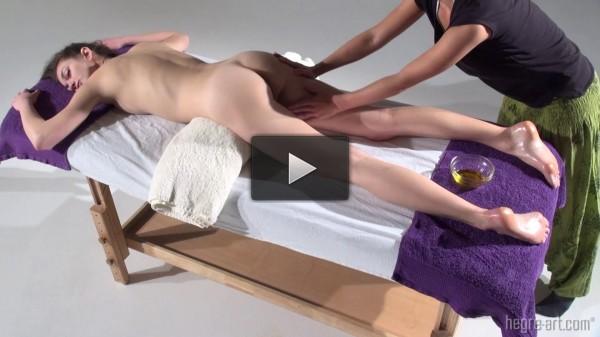 Hegre-Art — Mirabell — triple big o massage