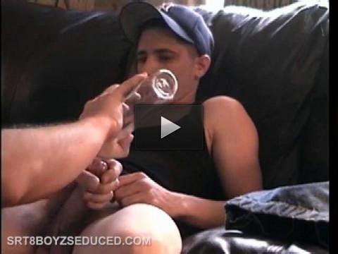 Straight Boy Cory Gets Sucked