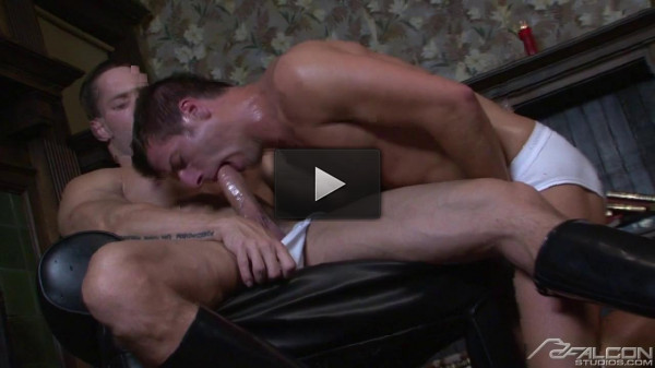 Falcon Studios — Pledgemaster: The Hazing — Erik Rhodes & Derrek Diamond