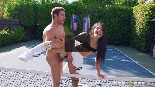 Gina Valentina — Tennis Balls Deep (2019)