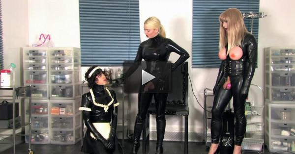 Lexis TV Dolls - toy, video, rub, two