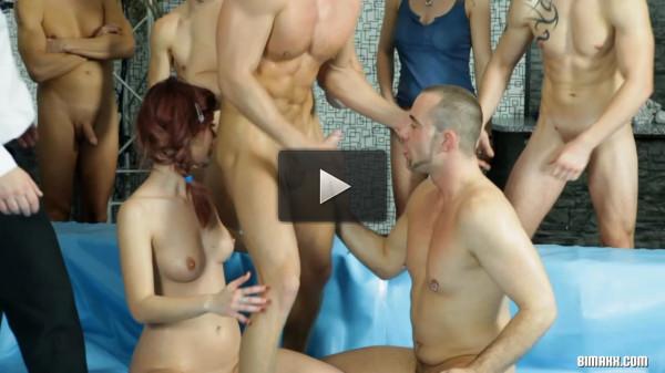 naked assholes (Bimaxx Masters Of Jizz Part vol.1).