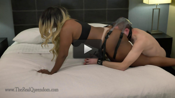 Madam Jada — Stuck In Jada's Ass — Full HD 1080p