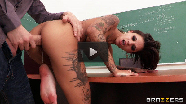 He Gives A Pretty Hottie The Best Ass Fucking Of Her Life.