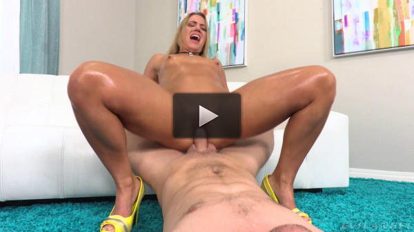Candice Dare — Gaping Anal And Pussy Squirt (2019)