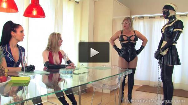 The English Mansion - Bad Maid Good Pt1 - Domination HD