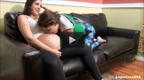 Bailey Loves My Belly HD