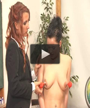Inflagranti Schwarze Flamme Gold Scene 11 (school, breeding, vid)...
