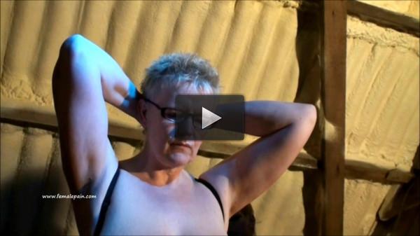 Lesbian Painslave