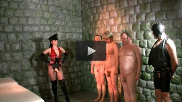 Mistress Rebekka's Butt Slut Brigade — Anal Examination