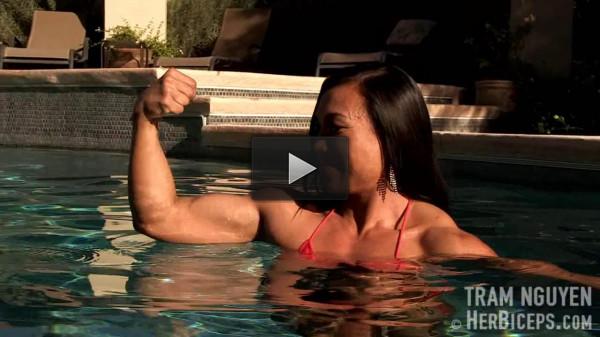 Tram Nguyen — BodyBuilder