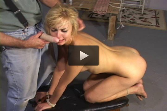 Bound and fucked in the ass - tit, download, new, watch